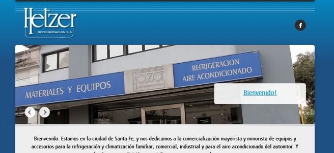 Lanzamos hetzersa.com.ar